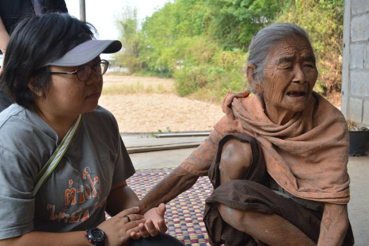 laekplian lokgatat and adopt an elder