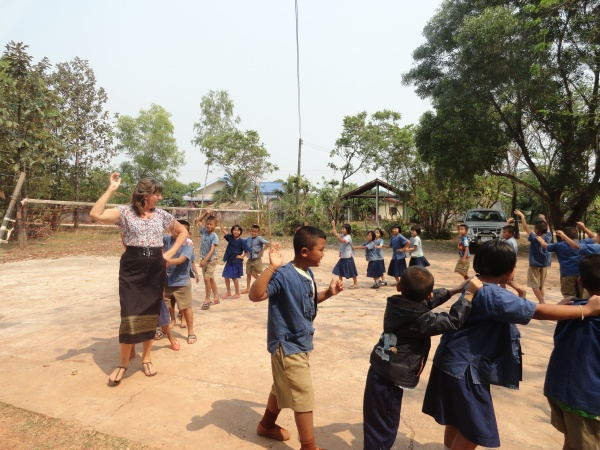 volunteer teacher Thailand